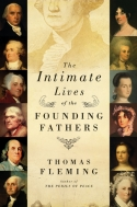 Book cover for Intimate Lives of the Founding Fathers