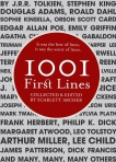 1001 First Lines book cover