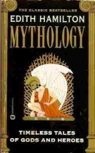Mythology by Edith Hamilton book cover