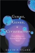 Germs, Genes, and Civilization book cover