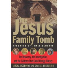 Jesus Family Tomb book cover